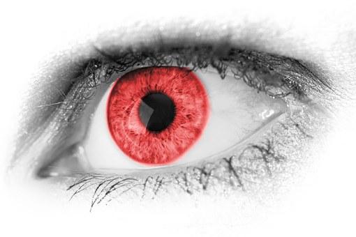 oeil rouge contre top duo ast pour appel de fond