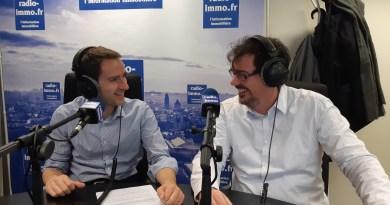 Nos interventions sur Radio-immo.fr