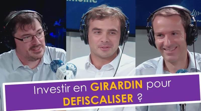 Investir en Girardin pour défiscaliser