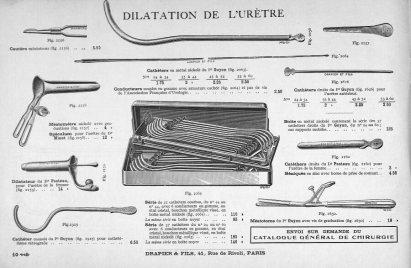 Dilatadores uretrales_1912