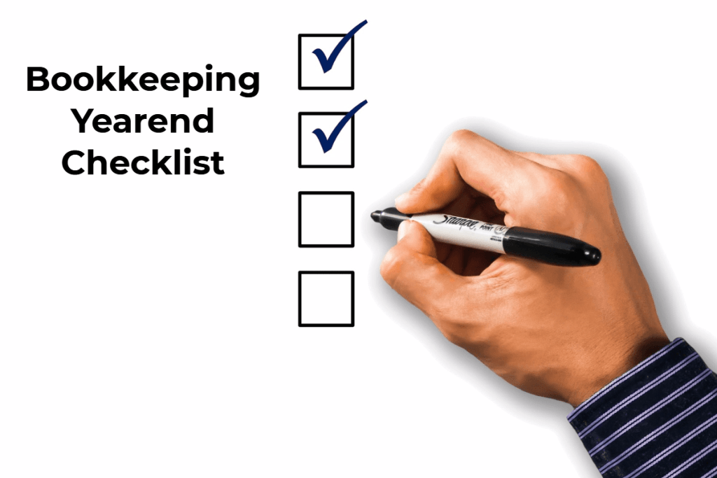 Bookkeeping Checklist