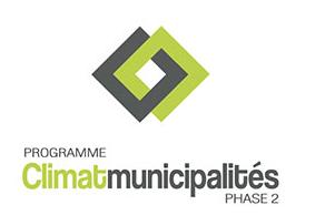 Logo climat municipalité