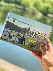 Guide route verte