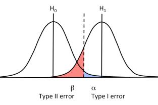 Types I and II