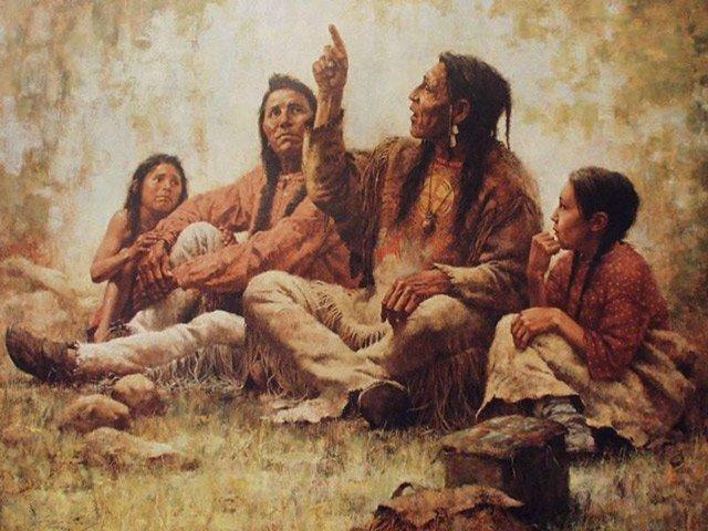 Risultati immagini per nativi americani