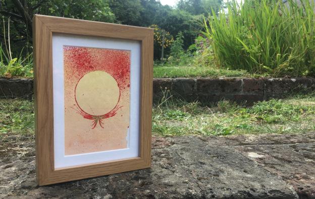 Elemental Art : Solar Flare