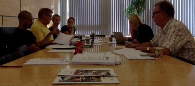 Xenter ledningsgrupp redek redkon YH YH-utbildning Higher Vocational Education