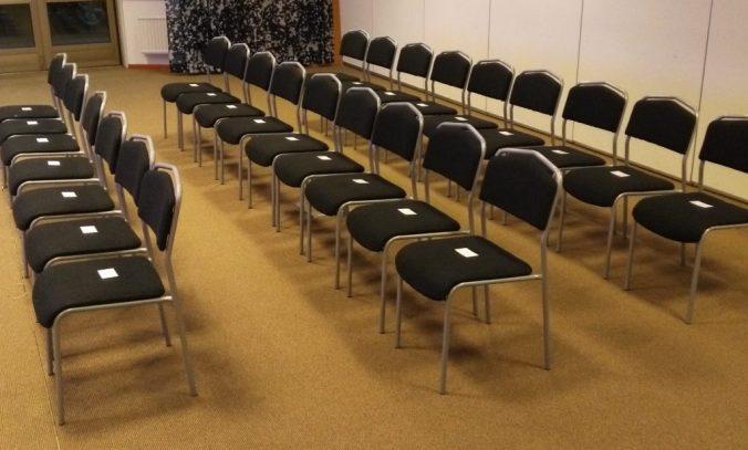 JWK: Prepared for the participants | Förberett för deltagarna