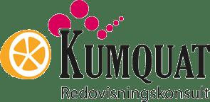 Logo Kumquat Redovisning