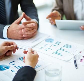 a história da consultoria empresarial