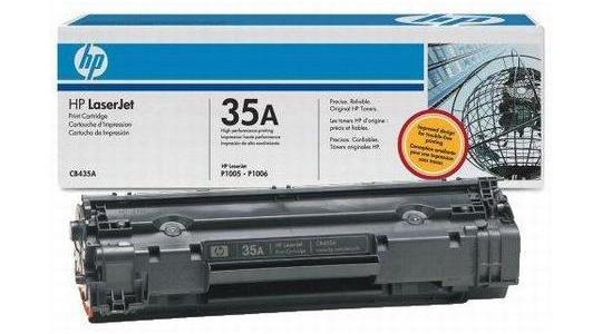 Еще одна инструкция по заправке картриджей HP CB435A, CB436A, CE278A, CE285A, CE283A и Canon Cartridge 725, Cartridge 726, Cartridge 728