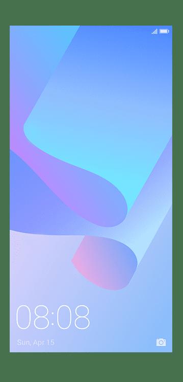 HUAWEI Y6 Prime 2018 EMUI