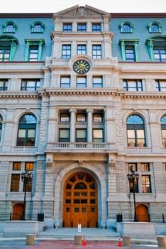 john adams Court house, Boston