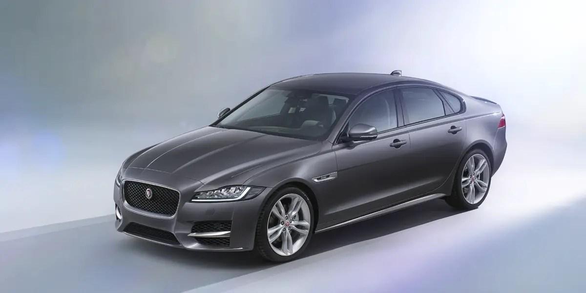 2017 Jaguar XF Consumer Guide Auto