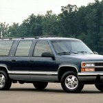 1992 99 Chevrolet Suburban Consumer Guide Auto
