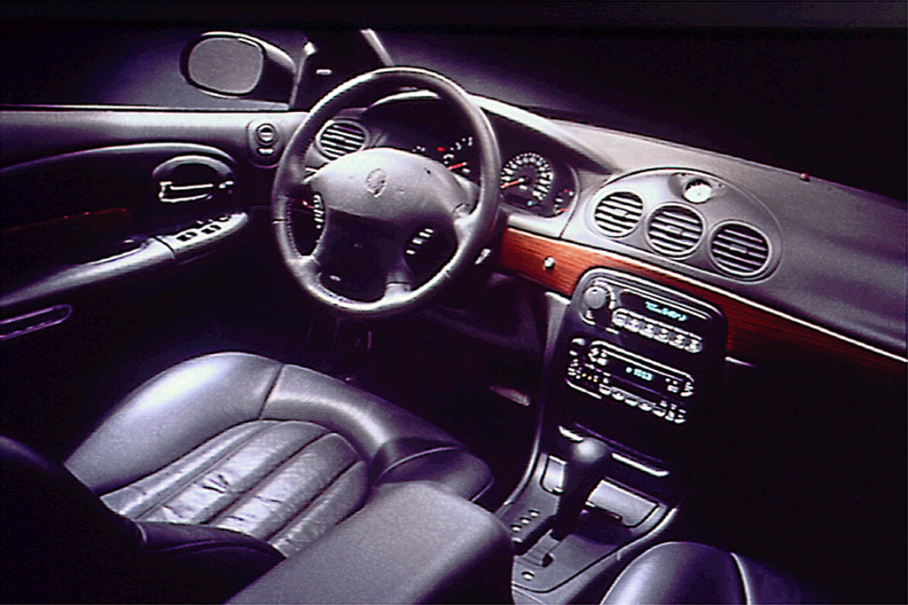 04 Chrysler 300m Lhs