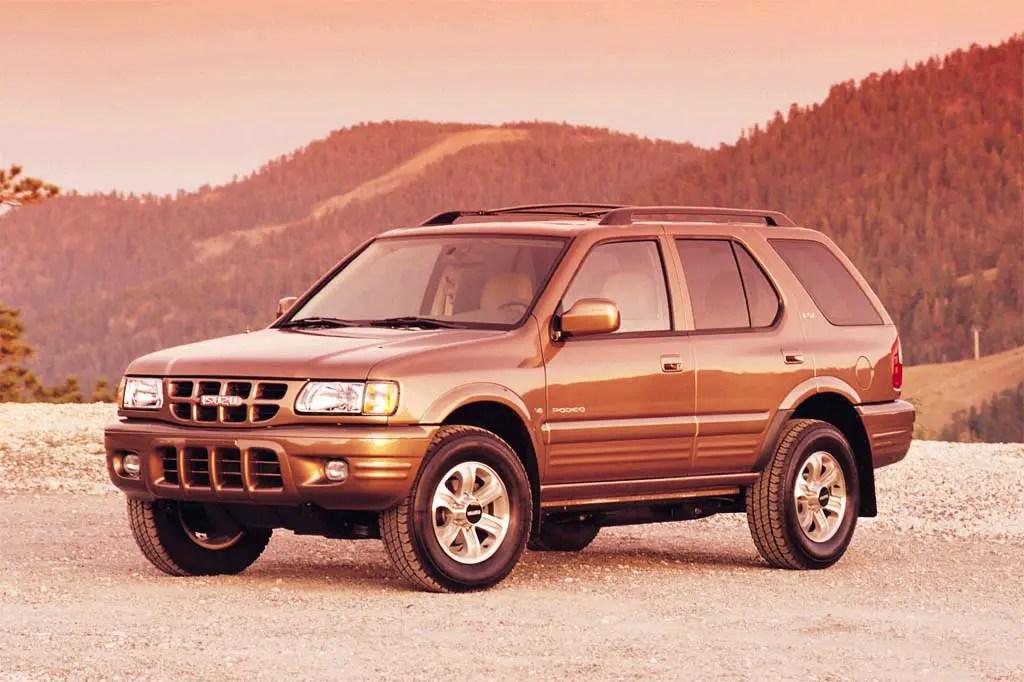 1998 04 Isuzu Rodeo Consumer Guide Auto