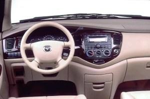 200006 Mazda MPV | Consumer Guide Auto