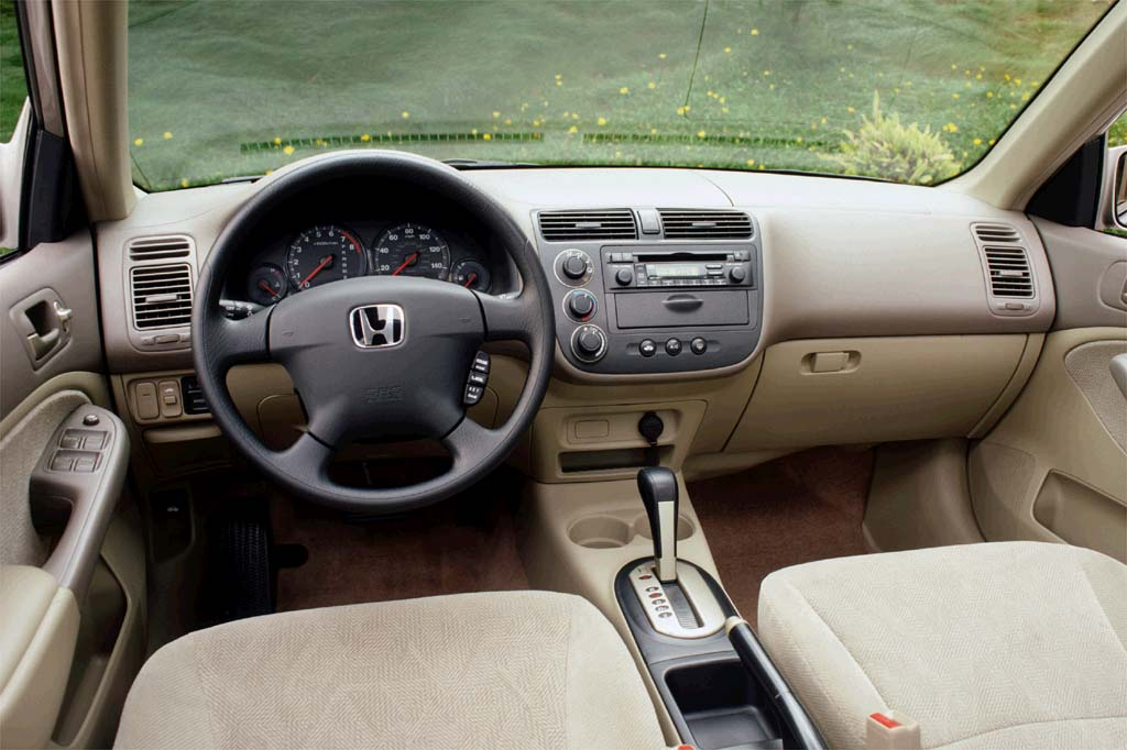 Honda vehicles have a reputation for safety and reliability. 2001-05 Honda Civic   Consumer Guide Auto