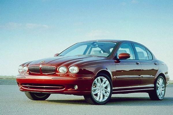 2002-08 Jaguar X-Type   Consumer Guide Auto