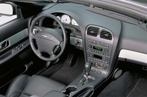 200205 Ford Thunderbird | Consumer Guide Auto