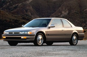 199093 Honda Accord   Consumer Guide Auto