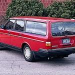1990 93 Volvo 240 Consumer Guide Auto