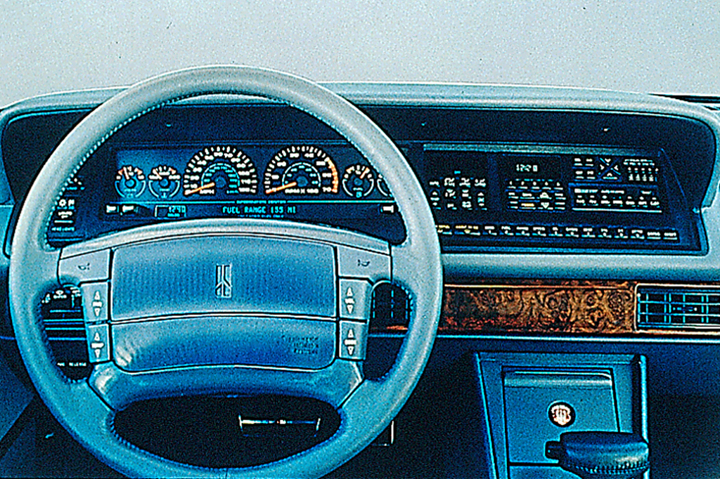 96 Oldsmobile Ninety Eight