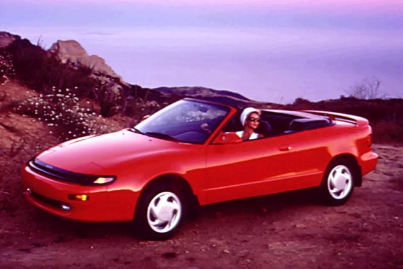 1990 93 Toyota Celica Consumer Guide Auto