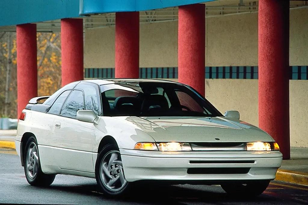 97 Subaru Svx
