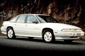 199096 Pontiac Grand Prix | Consumer Guide Auto