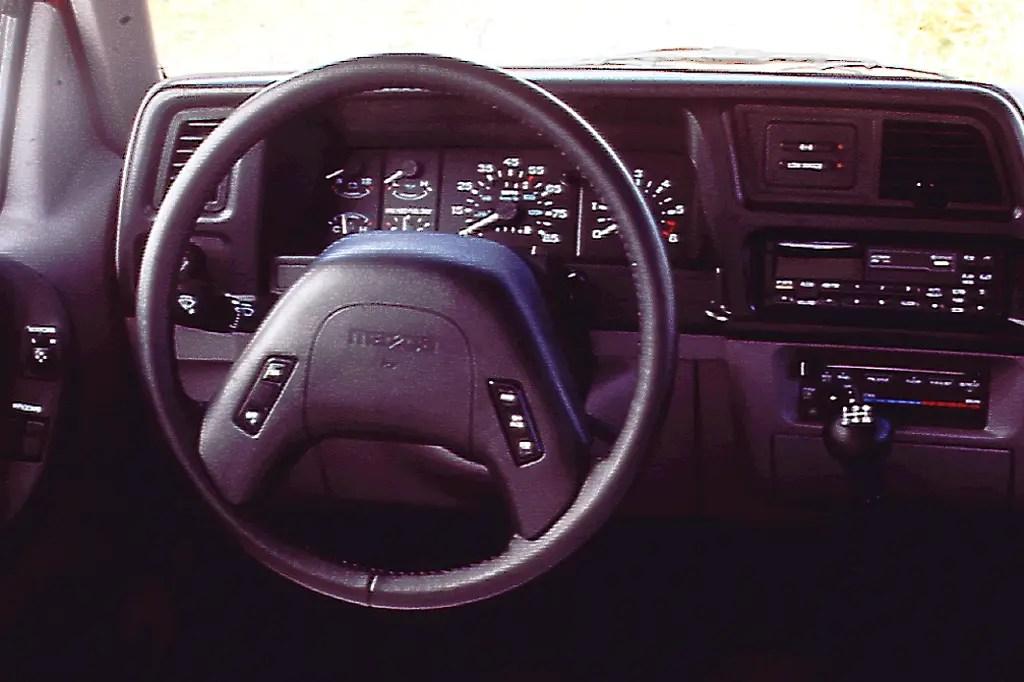 97 Mazda B Series