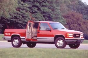 199098 GMC Sierra | Consumer Guide Auto