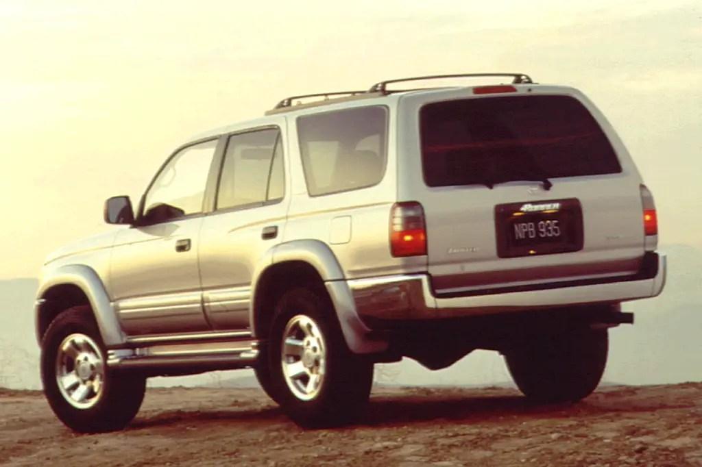 1996 02 toyota 4runner consumer guide