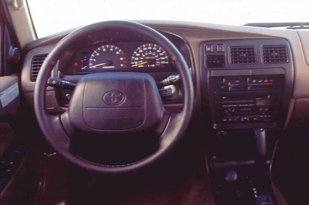 1996 02 Toyota 4Runner Consumer Guide Auto