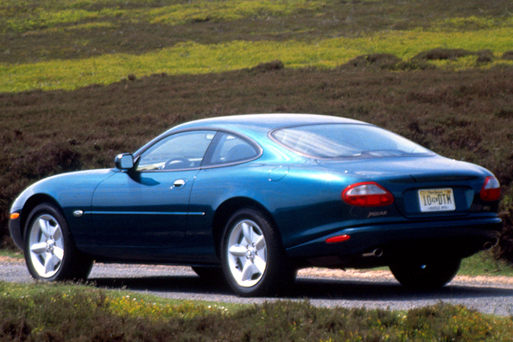 06 Jaguar Xk8 Xk Series
