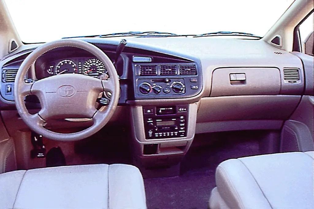 1998 03 Toyota Sienna Consumer Guide Auto