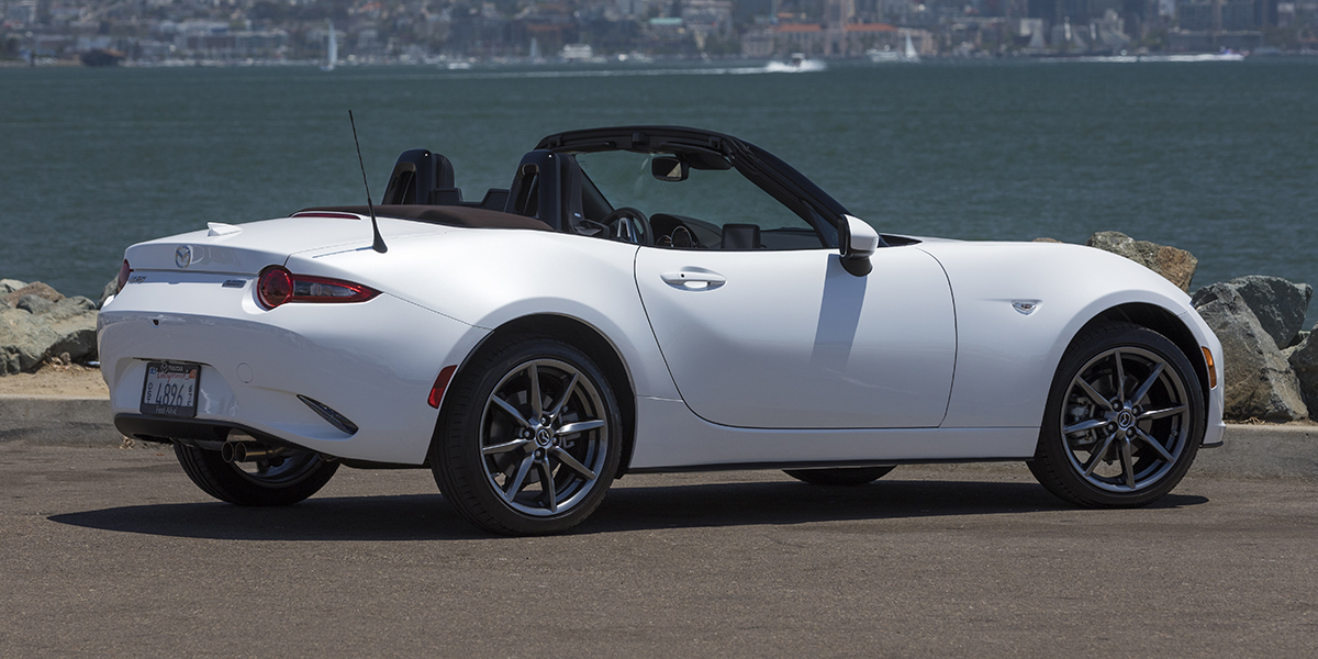 2020 Mazda Mx 5 Miata Best Buy Review Consumer Guide Auto