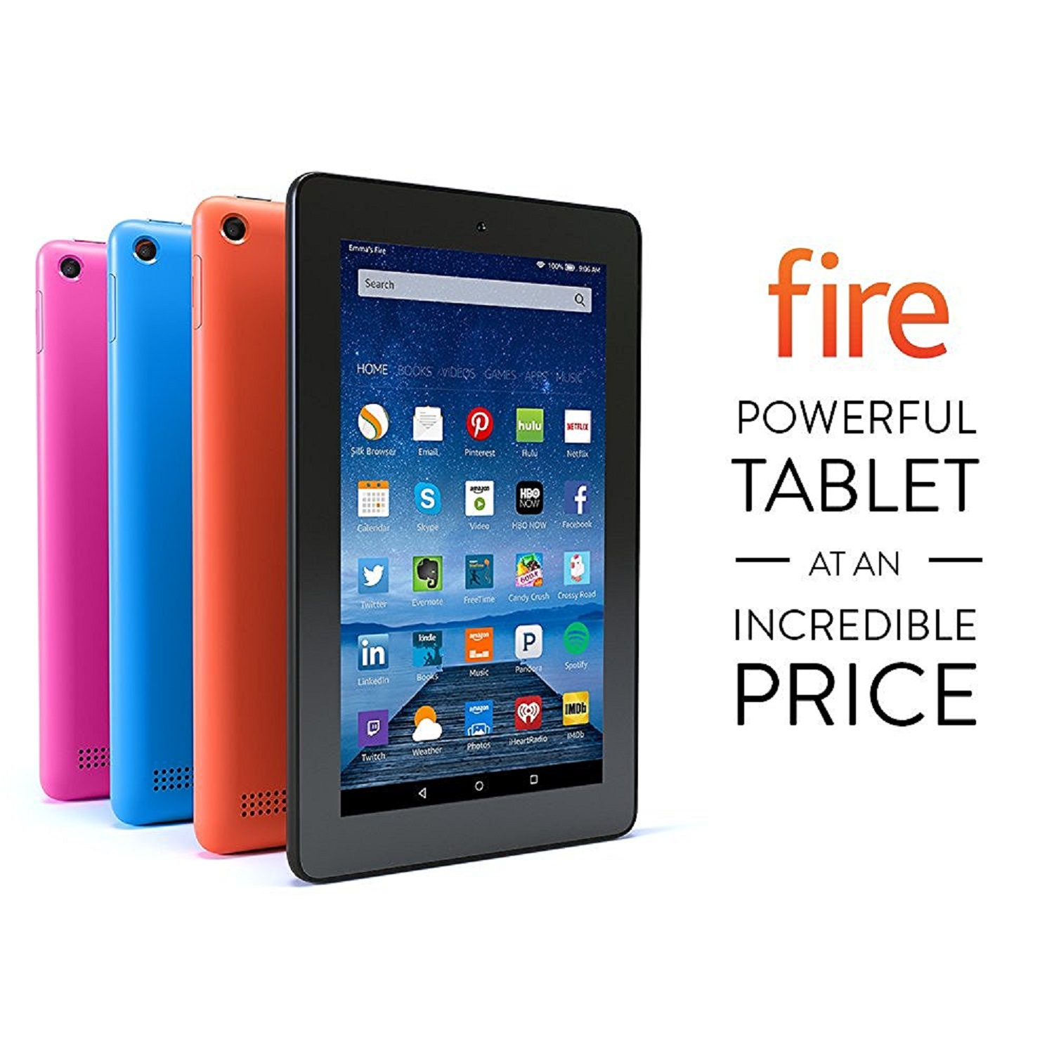 Product Review: Amazon Fire 7″ Tablet