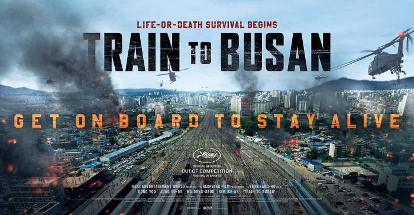 Movie Review: Train to Busan (2016)