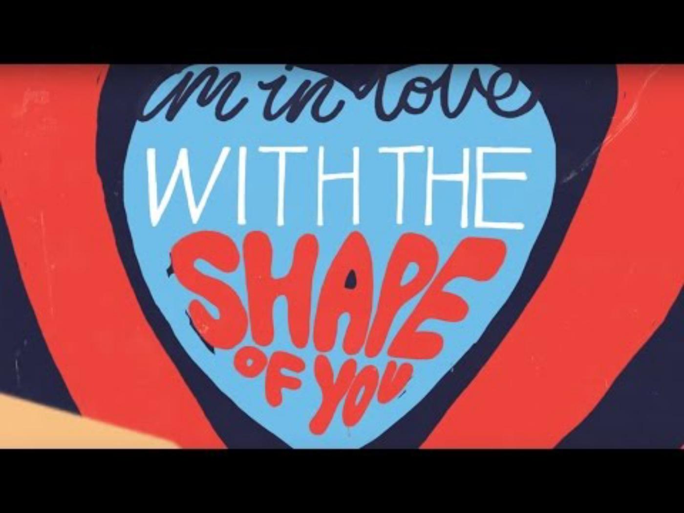 Music Review: Shape Of You (Ed Sheeran)
