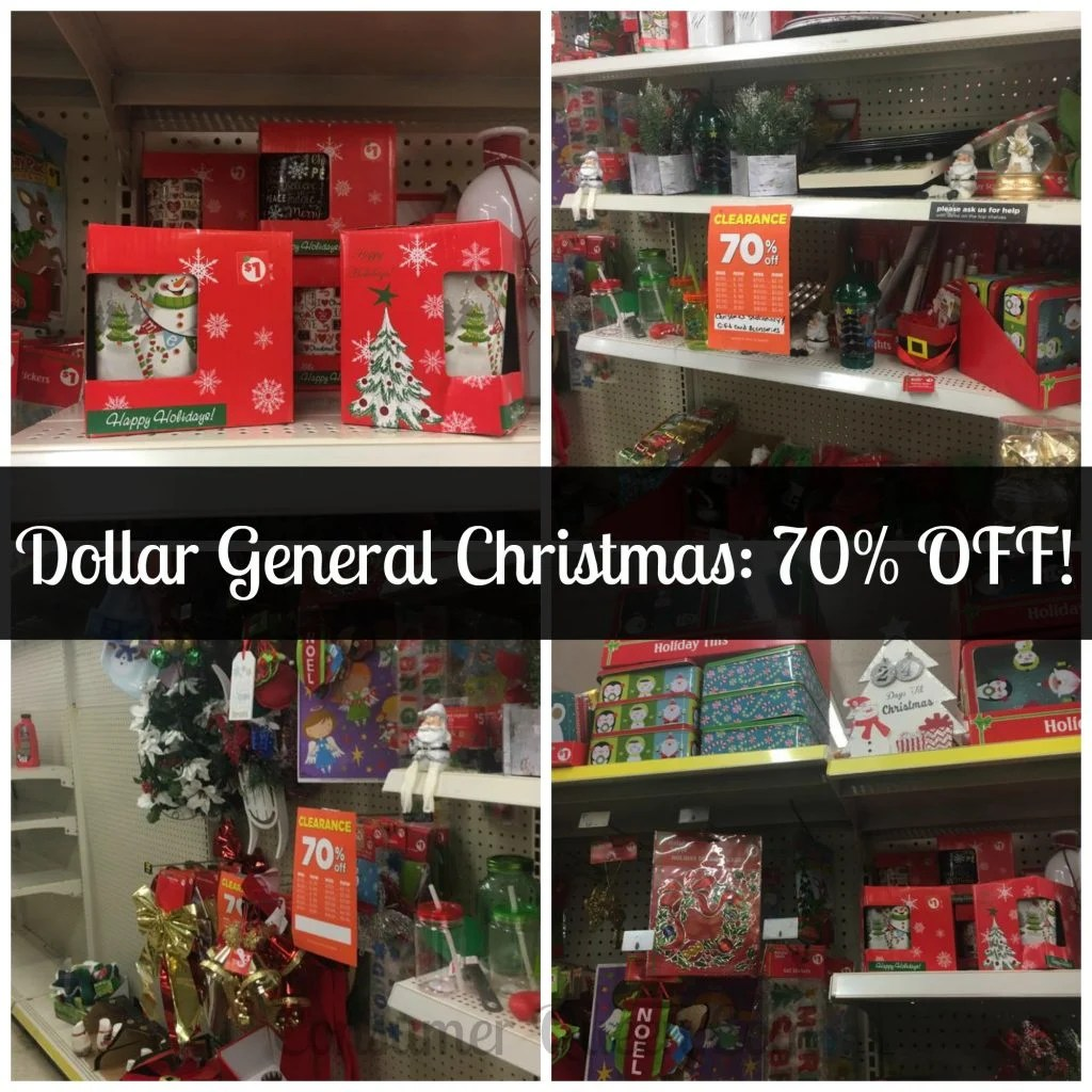 Dollar General Christmas Clearance 113
