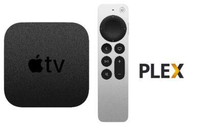 Apple TV 4K (2021 Plex)
