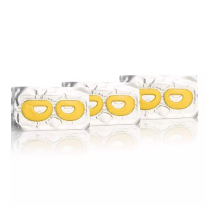 24K Gold Collagen Eye Mask  (3 Treatments Included)