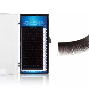 B Curl 0.20mm - Faux Mink Cruelty Free Lashes