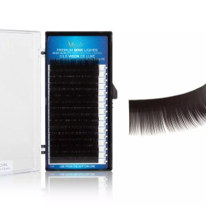 J Curl 0.15mm - Faux Mink Cruelty Free Lashes