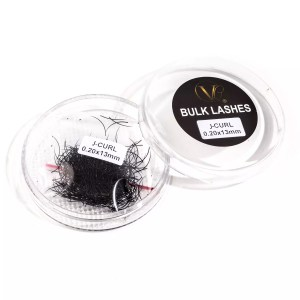 J Curl 0.20mm - Individual Thick Lashes