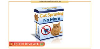 Cat Spraying No More Review