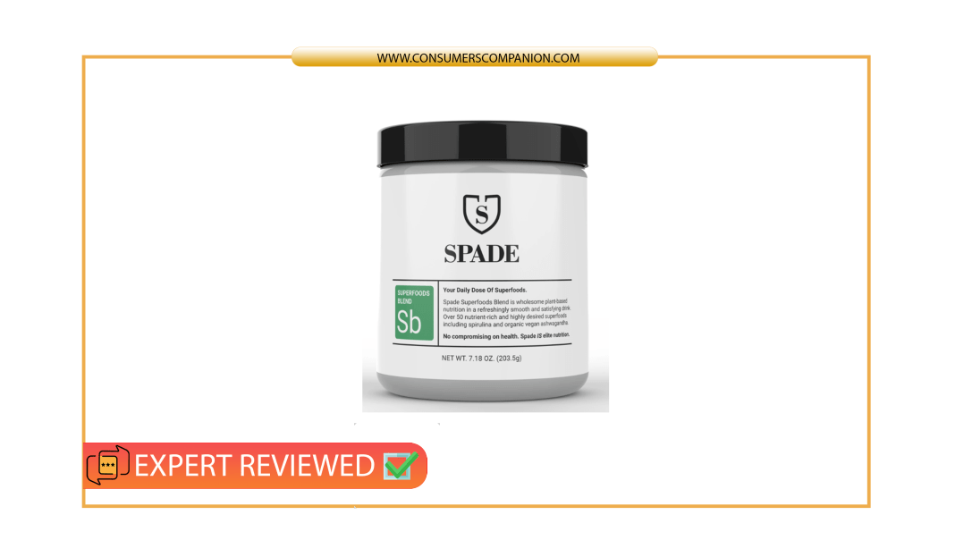 Spade Nutrition review
