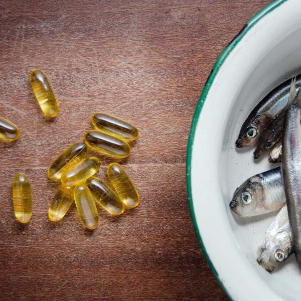 Fish and fish oil